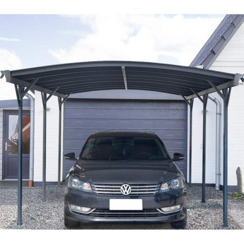 carport anthrazit